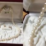 真珠(パール)の磨き クリーニング