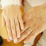 結婚指輪、みんなはどう身に着けているの?結婚指輪の身に着け方。